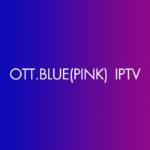 ott blue pink